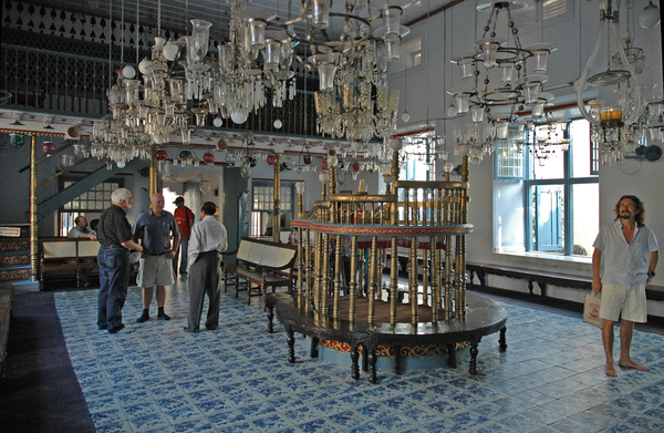 Cochin Jewish Synagogue photo